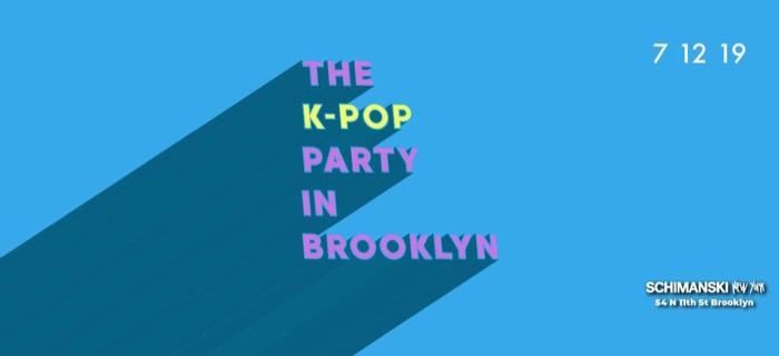 The K-Pop Party in Brooklyn