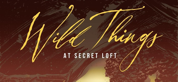 Wild Things Comedy Show (FREE PIZZA!)