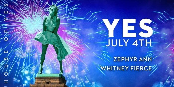 YES July 4th Extravaganza!