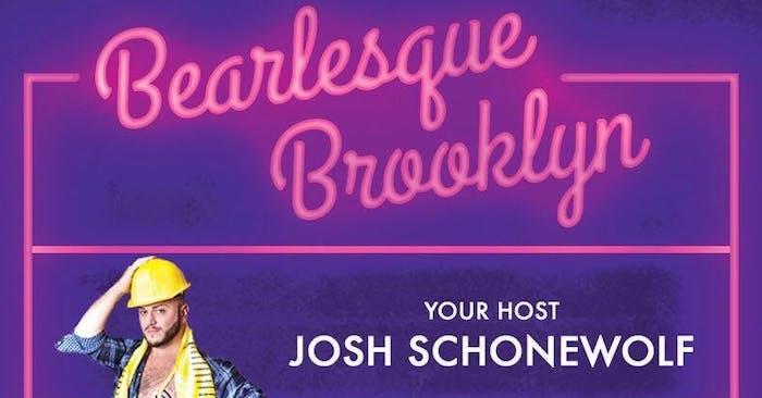 Bearlesque:  Brooklyn!