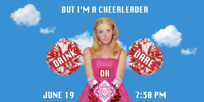 """""""But I'm A Cheerleader"""" Drink or Dare with Videology"""