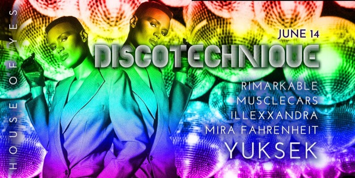 Discotechnique: RAINBOW DISCO