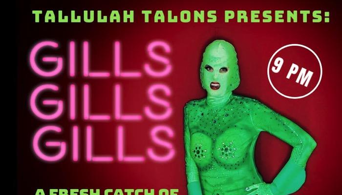Gills Gills Gills: A Fresh Catch Of Neo Burlesque