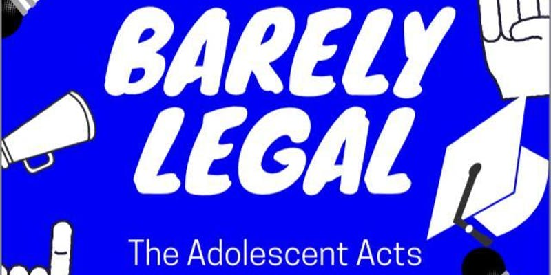 Barely Legal Open Mic