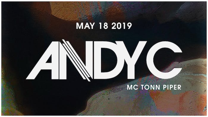 Andy C with MC Tonn Piper