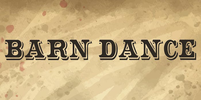 BARN DANCE with Caller Dave Harvey & The Remedies