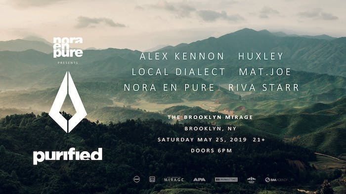 Nora En Pure Presents Purified - Brooklyn Mirage