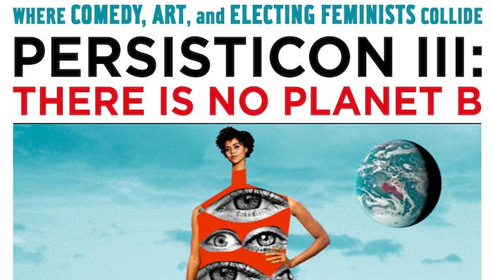 PERSISTICON III: THERE IS NO PLANET B