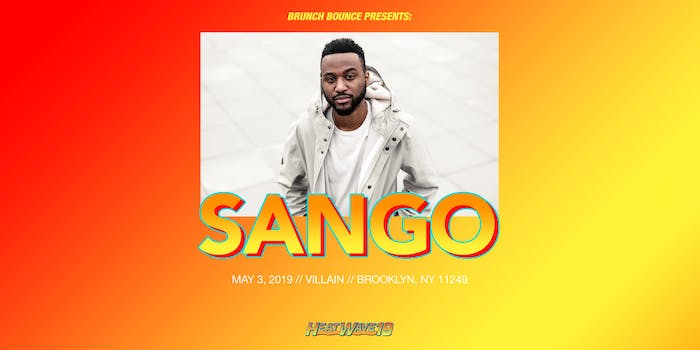 Sango at Villain presented by Brunch Bounce