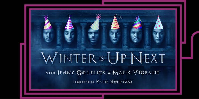 Winter is Up Next: a Game of Thrones Trivia Pre-show Party
