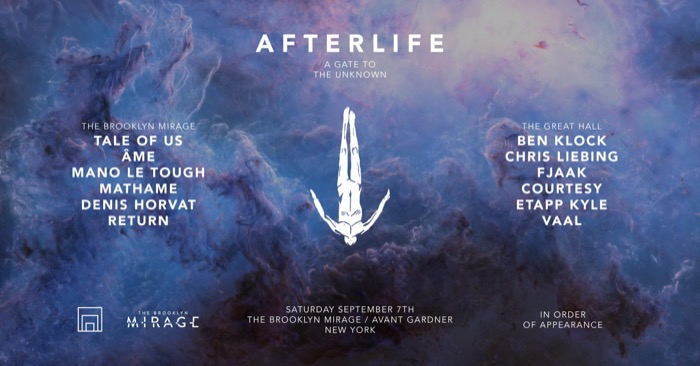 Afterlife New York