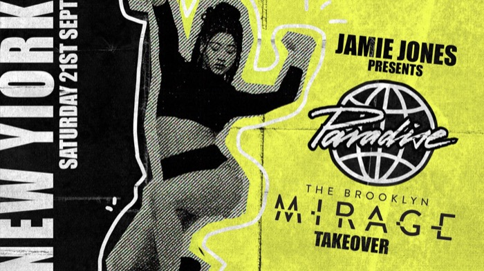Paradise New York - The Brooklyn Mirage Takeover
