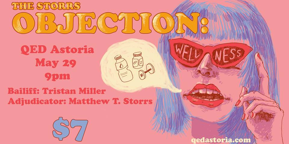 The Storrs Objection: Wellness